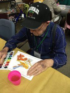 Art at Aspen Senior Day Center