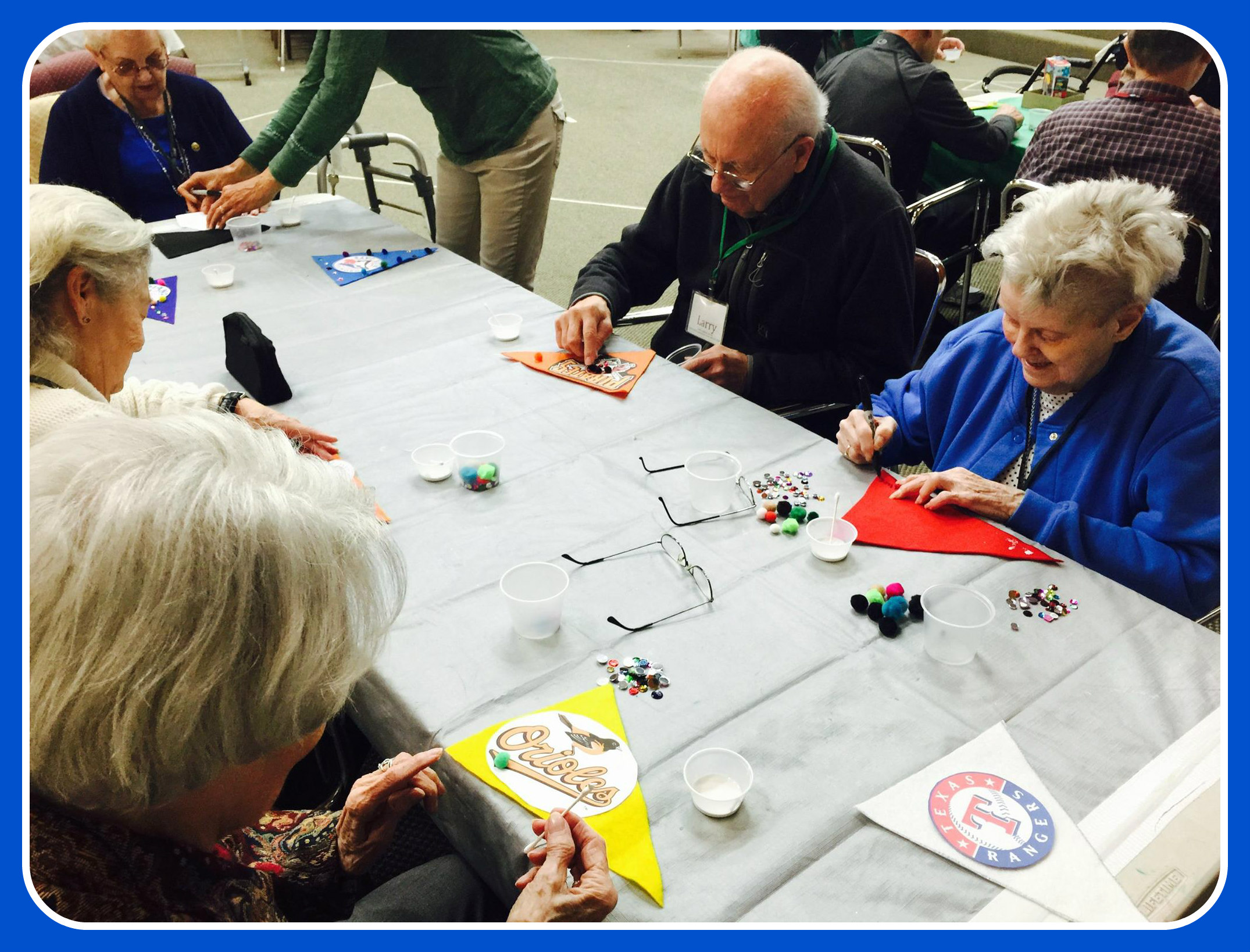 Top 5 Reasons to Use Adult Day Care