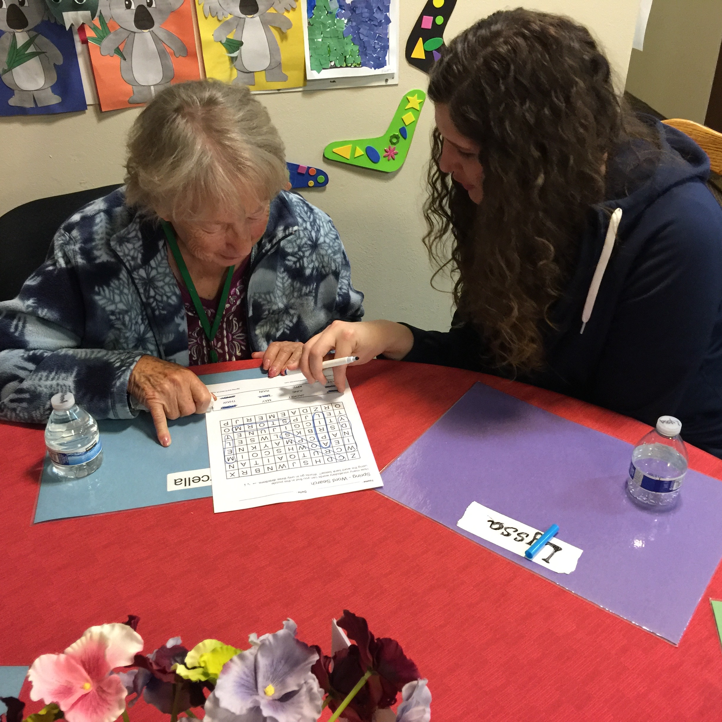 Reach out for caregiver support