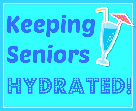 Keeping Seniors Hydrated this Summer