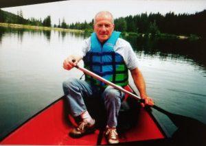 Bill - Canoe 1993