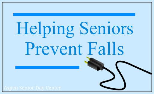 Helping Seniors Prevent Falls