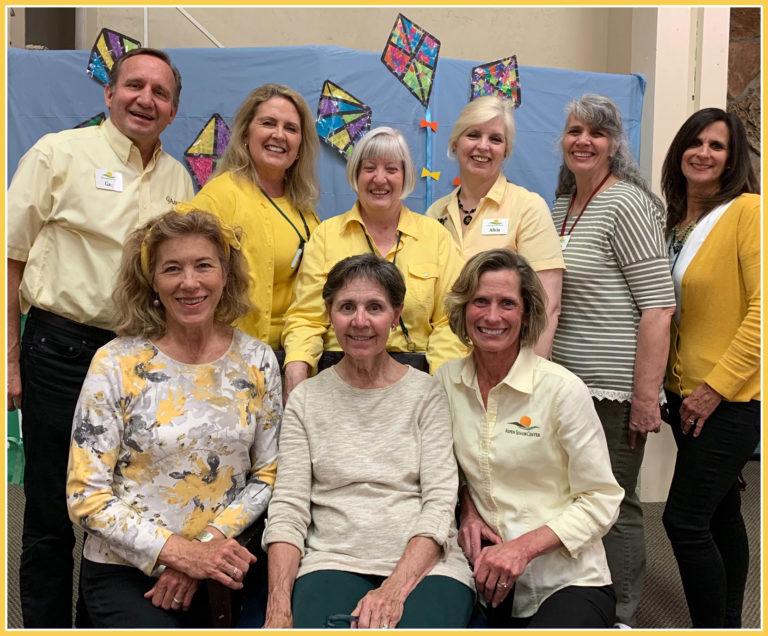Day Center Staff 2019