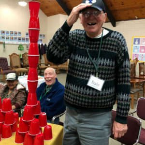 500 x 500 - Cup Stacking