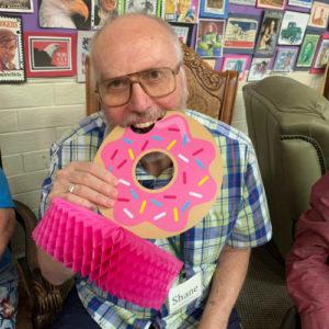 500 x 500 - Donuts!