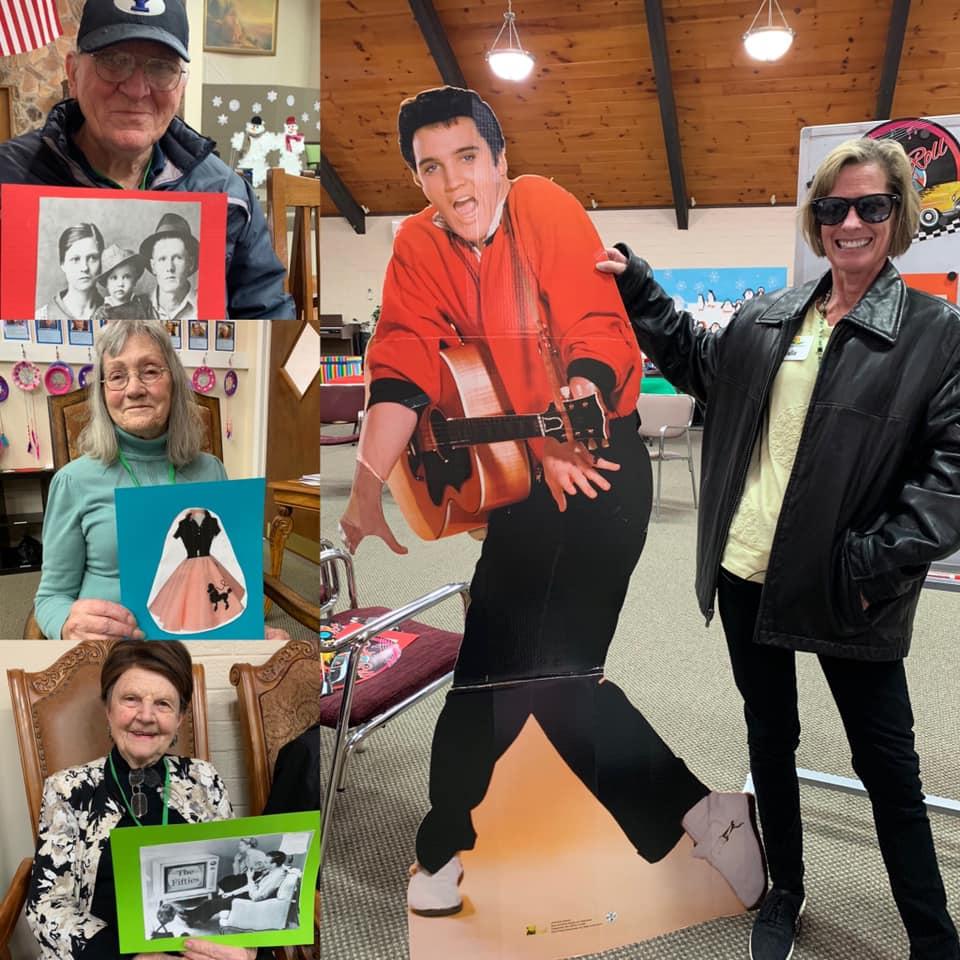 Elvis Rem.   Aspen Senior Day Center